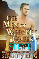 The Men of Whiskey Creek Steve -- Sherenity King